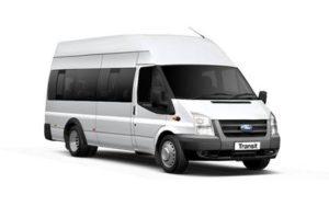 Minibus Ford Transit
