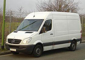 Mercedes Benz Sprinte
